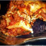 Homemade Traditional Lasagna