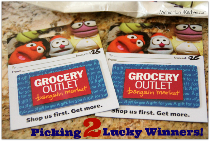 Grocery Outlet Gift Card Giveaway