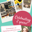 MamaHarrisKitchen 2 years giveaways