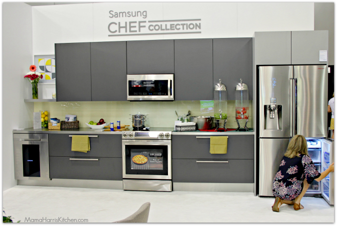 high tech home appliances - samsung chef collection #masteryourhome