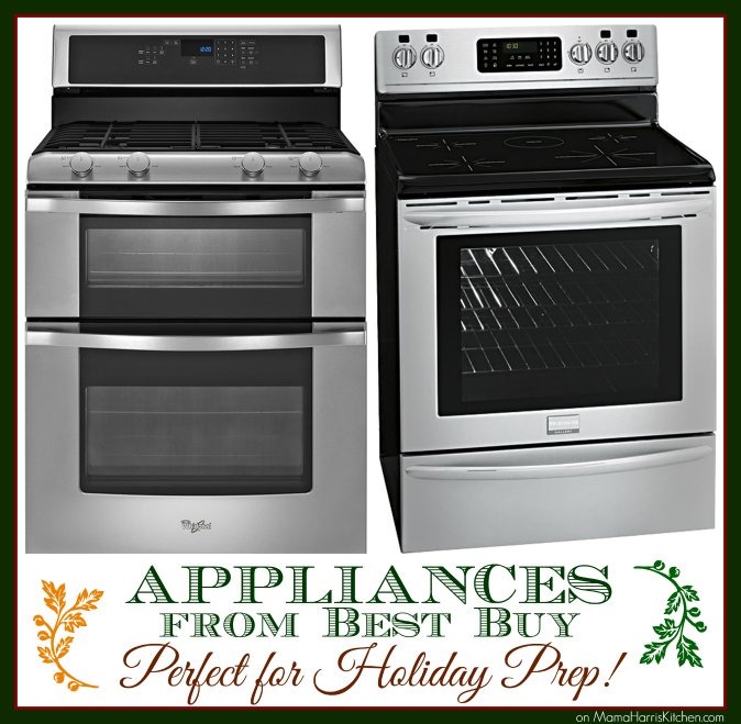 Appliances From Best Buy, Perfect For Holiday Prep
