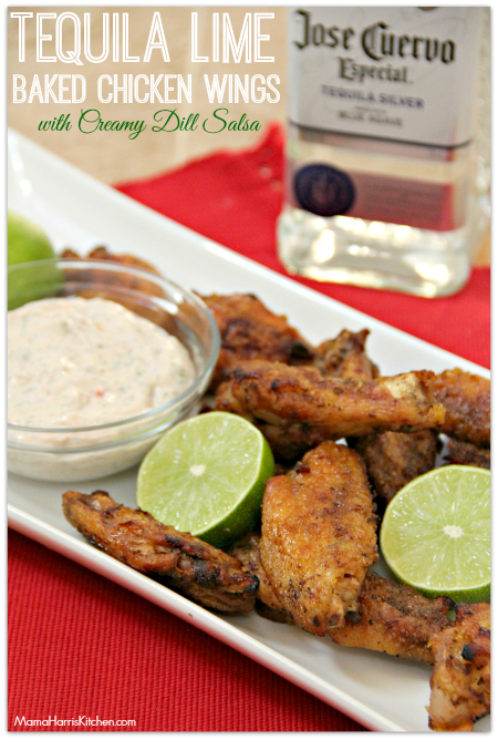 Tequila lime baked chicken wings chickswingit forumfinder Gallery