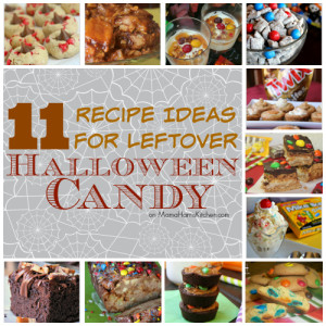 halloween candy recipes - Mama Harris' Kitchen