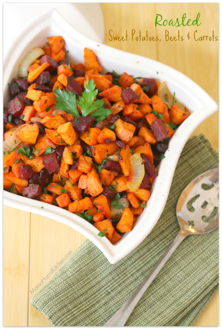 Salt-Baked Carrots And Beets Recipe — Dishmaps
