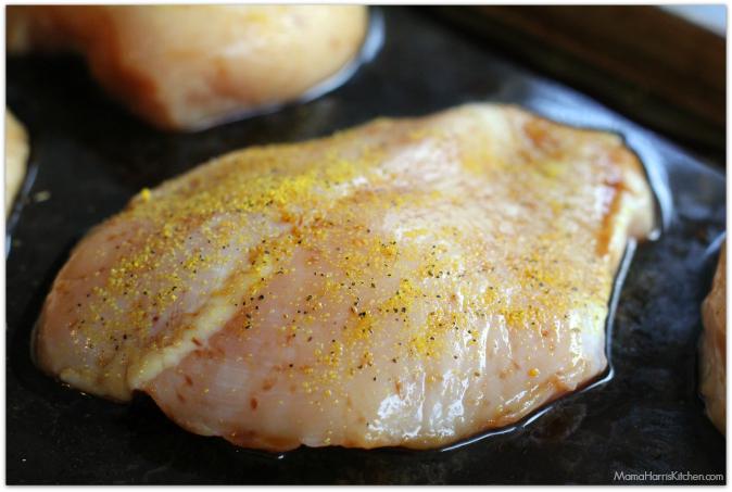how to cook boneless chicken breast in oven