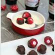 yogurt filled chocolate covered strawberries #ad #cbias - Mama Harris' Kitchen