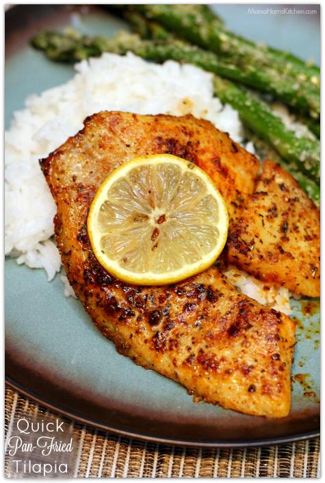 Keto Fish Recipes Tilapia